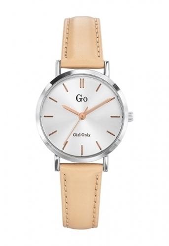 عکس نمای روبرو ساعت مچی برند جی او مدل 698932