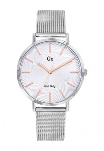عکس نمای روبرو ساعت مچی برند جی او مدل 695998
