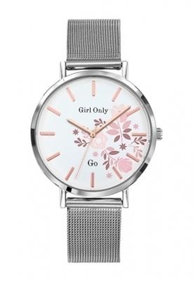 عکس نمای روبرو ساعت مچی برند جی او مدل 695910