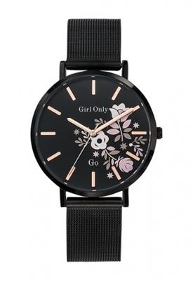 عکس نمای روبرو ساعت مچی برند جی او مدل 695912
