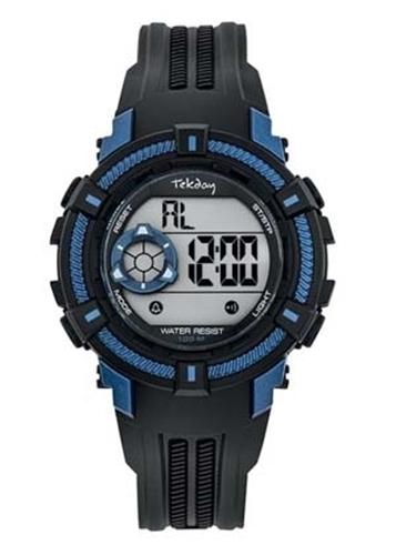 عکس نمای روبرو ساعت مچی برند تِک دی مدل 655948
