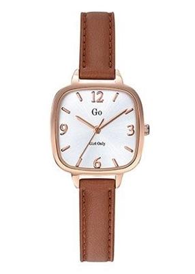 عکس نمای روبرو ساعت مچی برند جی او مدل 699235