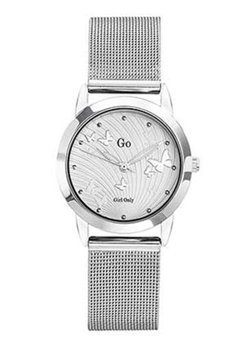 عکس نمای روبرو ساعت مچی برند جی او مدل 695056