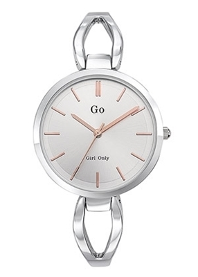 عکس نمای روبرو ساعت مچی برند جی او مدل 695110