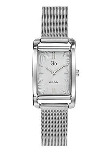 عکس نمای روبرو ساعت مچی برند جی او مدل 695170