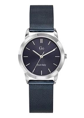 عکس نمای روبرو ساعت مچی برند جی او مدل 695187