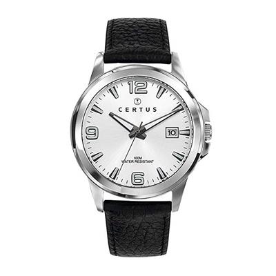 عکس نمای روبرو ساعت مچی برند سرتوس مدل 611112