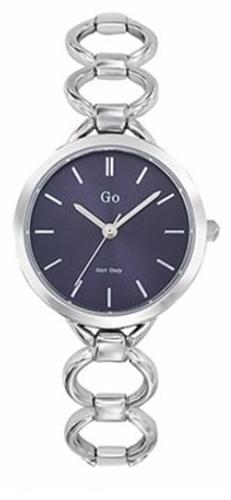 عکس نمای روبرو ساعت مچی برند جی او مدل 695214