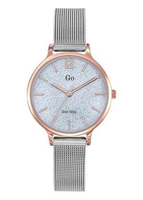 عکس نمای روبرو ساعت مچی برند جی او مدل 695232
