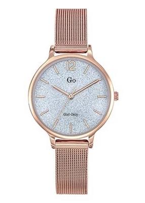 عکس نمای روبرو ساعت مچی برند جی او مدل 695233