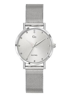 عکس نمای روبرو ساعت مچی برند جی او مدل 695949
