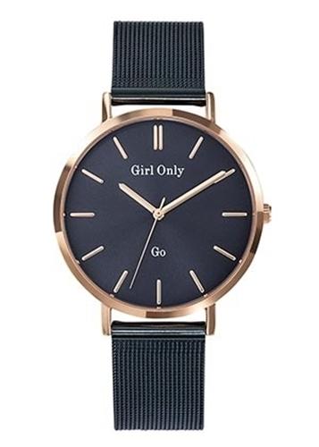 عکس نمای روبرو ساعت مچی برند جی او مدل 695996