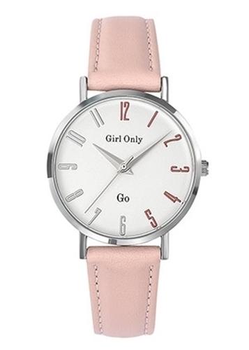عکس نمای روبرو عکس نمای روبرو ساعت مچی برند جی او مدل 699079