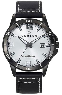 عکس نمای روبرو ساعت مچی برند سرتوس مدل 611097