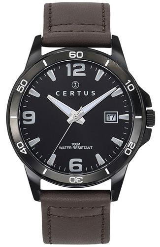 عکس نمای روبرو ساعت مچی برند سرتوس مدل 611099