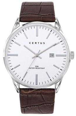 عکس نمای روبرو ساعت مچی برند سرتوس مدل 611126