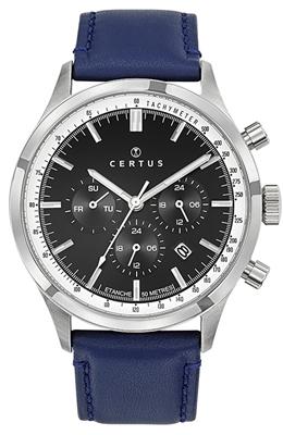 عکس نمای روبرو ساعت مچی برند سرتوس مدل 611143
