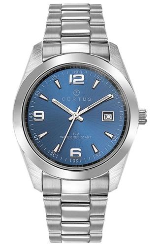 عکس نمای روبرو ساعت مچی برند سرتوس مدل 615311