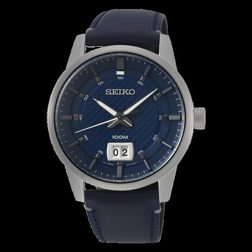 عکس نمای روبرو ساعت مچی برند سیکو مدل SUR287P1