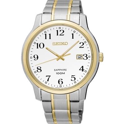 عکس نمای روبرو ساعت مچی برند سیکو مدل SGEH68P1