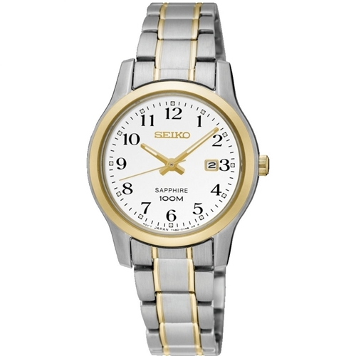 عکس نمای روبرو ساعت مچی برند سیکو مدل SXDG90P1