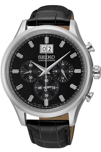 عکس نمای روبرو ساعت مچی برند سیکو مدل SPC083P2
