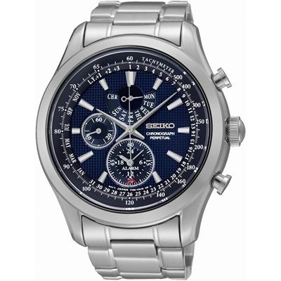 عکس نمای روبرو ساعت مچی برند سیکو مدل SPC125P1
