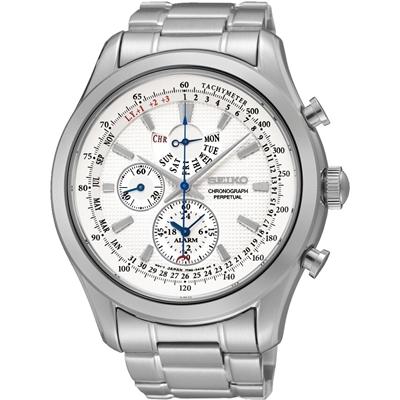 عکس نمای روبرو ساعت مچی برند سیکو مدل SPC123P1