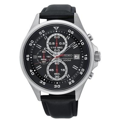 عکس نمای روبرو ساعت مچی برند سیکو مدل SKS635P1