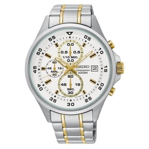 عکس نمای روبرو ساعت مچی برند سیکو مدل SKS629P1