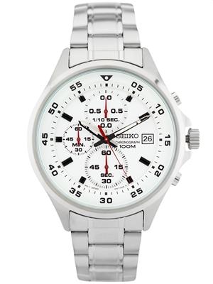 عکس نمای روبرو ساعت مچی برند سیکو مدل SKS623P1
