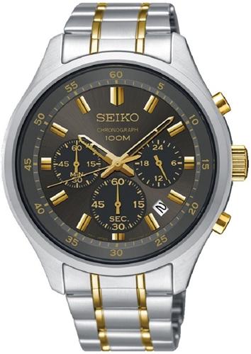 عکس نمای روبرو ساعت مچی برند سیکو مدل SKS591P1