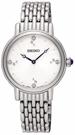 عکس نمای روبرو ساعت مچی برند سیکو مدل SFQ805P1