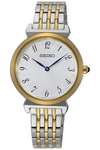 عکس نمای روبرو ساعت مچی برند سیکو مدل SFQ800P1