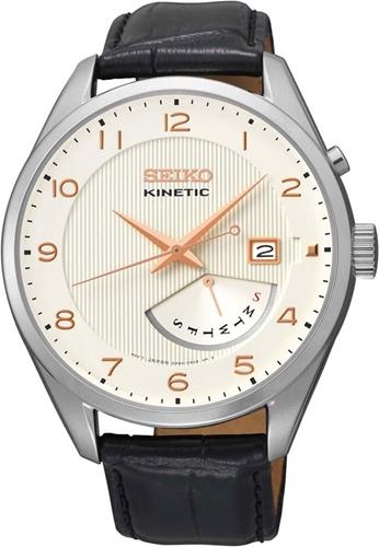 عکس نمای روبرو ساعت مچی برند سیکو مدل SRN049P1