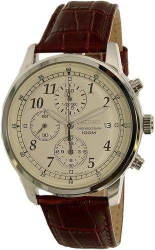 عکس نمای روبرو ساعت مچی برند سیکو مدل SNDC31P1