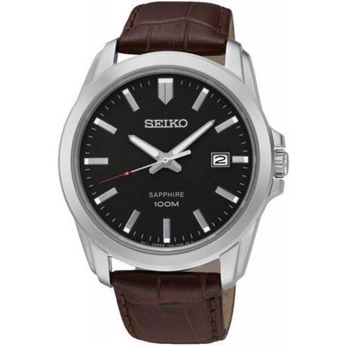 عکس نمای روبرو ساعت مچی برند سیکو مدل SGEH49P2