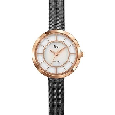 عکس نمای روبروی ساعت مچی برند جی او مدل 695026