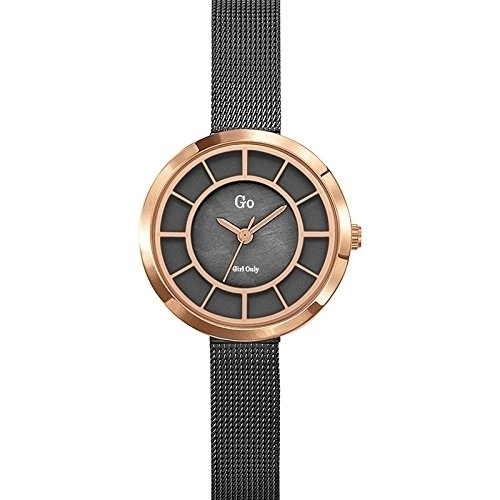 عکس نمای روبرو ساعت مچی برند جی او مدل 695027