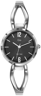 عکس نمای روبرو ساعت مچی برند جی او مدل 695153