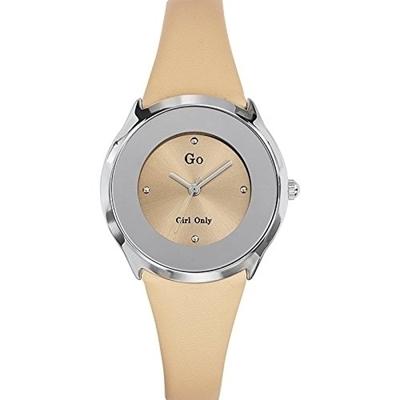 عکس نمای روبرو ساعت مچی برند جی او مدل 698004