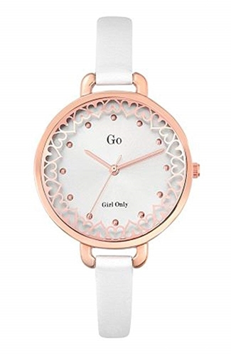 عکس نمای روبرو ساعت مچی برند جی او مدل 698804