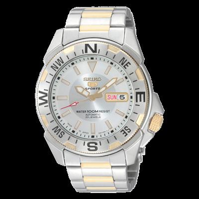 عکس نمای روبرو ساعت مچی برند سیکو مدل SNZF08J1
