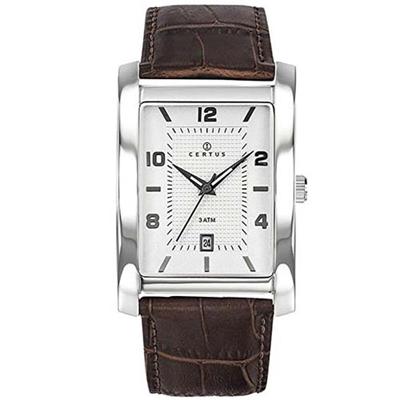 عکس نمای روبرو ساعت مچی برند سرتوس مدل 611120
