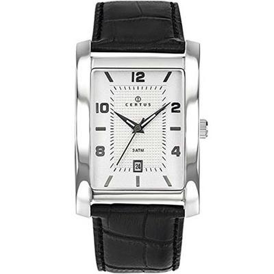 عکس نمای روبرو ساعت مچی برند سرتوس مدل 611119
