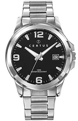 عکس نمای روبرو ساعت مچی برند سرتوس مدل 616439