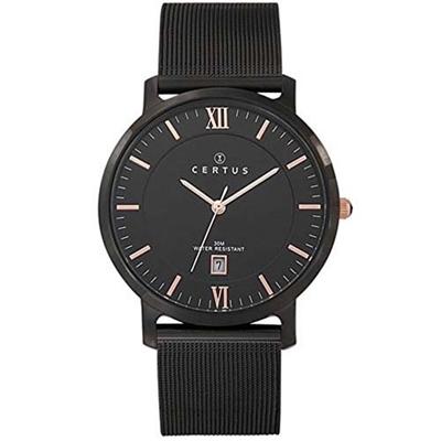 عکس نمای روبرو ساعت مچی برند سرتوس مدل 616428