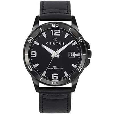 عکس نمای روبرو ساعت مچی برند سرتوس مدل 611098