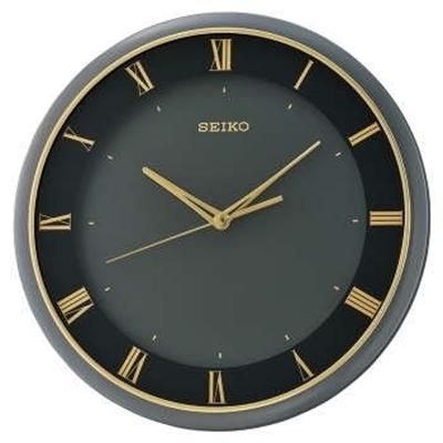 عکس نمای روبرو ساعت دیواری برند سیکو مدل QXA683KL