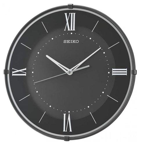 عکس نمای روبرو ساعت دیواری برند سیکو مدل QXA689KL